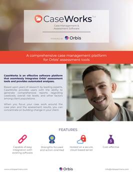 Case management software brochure