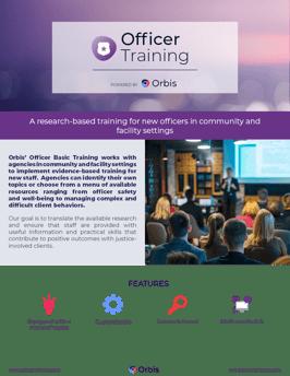 Officer Training Brochure 2020