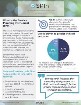 SPIn Fact Sheet